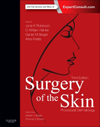 Surgery of the Skin, 3rd ed.- Procedural Dermatology
