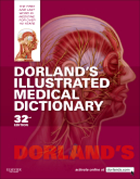 Dorland's Illustrated Medical Dictionary, 32nd ed.(Vital Source E-Book)