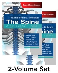 Rothman-Simeone & Herkowitz's the Spine, 7th ed.,In 2 vols.