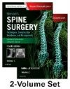 Benzel's Spine Surgery, 4th ed., in 2 vols.- Techniques, Complication Avoidance & Management