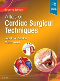 Atlas of Cardiac Surgical Techniques, 2nd ed.- Volume in the Surgical Techniques Atlas Series