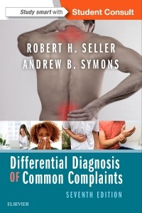 Differential Diagnosis of Common Complaints, 7th ed.