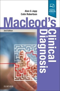 Macleod's Clinical Diagnosis, 2nd ed.