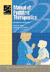 Manual of Pediatric Therapeutics, 7th ed.