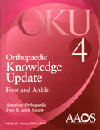 Orthopaedic Knowledge Update: Foot & Ankle, 4th ed.