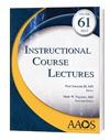 Instructional Course Lectures, Vol.61 (2012)(With DVD-ROM)