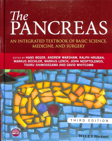 Pancreas, 3rd ed.- An Integrated Textbook of Basic Science, Medicine &