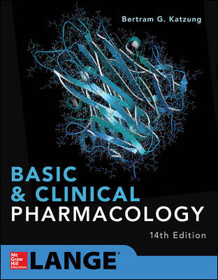 Basic & Clinical Pharmacology, 14th ed.