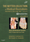Netter Collection of Medical Illustrations, Vol.6,- Musculoskeletal System, Part 2: Spine & Lower Limb,