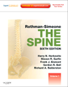 Rothman-Simeone the Spine, 6th ed., in 2 vols.With DVD, with Expert Consult