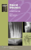 Manual of Orthopaedics, 7th ed.