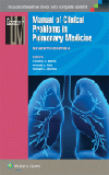 Manual of Clinical Problems in Pulmonary Medicine,7th ed.