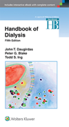 Handbook of Dialysis, 5th ed.