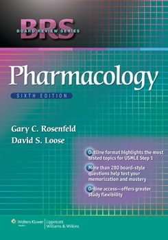 Pharmacology, 6th ed. (Board Review Series)