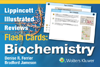 Lippincott's Illustrated Reviews Flash Card- Biochemistry