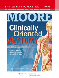 Clinically Oriented Anatomy, 7th ed.(Int'l ed.)(Vital Source E-Book)