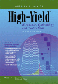 High-Yield Biostatistics, Epidemiology & Public Health,4th ed.(Vital Source E-Book)