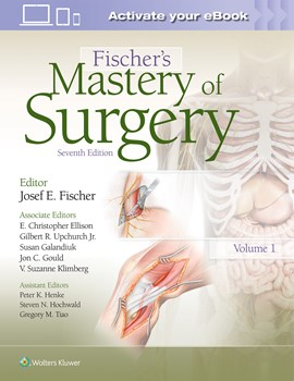 Fischer's Mastery of Surgery, 7th ed., in 2 vols.