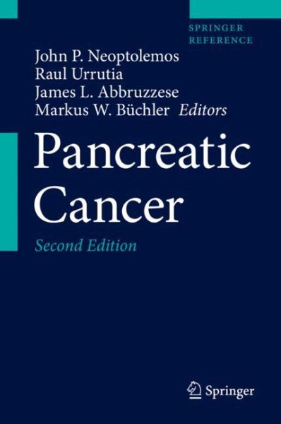Pancreatic Cancer, 2nd ed. in 3 vols