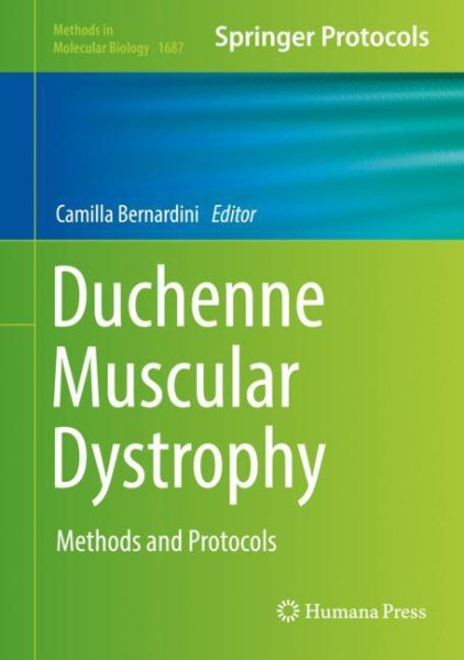Duchenne Muscular Dystrophy- Methods & Protocols