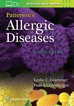 Patterson's Allergic Diseases, 8th ed.
