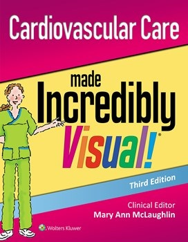 Cardiovascular Care Made Incredibly Visual!, 3rd ed.