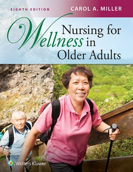 Nursing for Wellness in Older Adults, 8th ed.