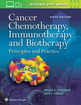 Cancer Chemotherapy, Immunotherapy & Biotherapy, 6th ed- Principles & Practice