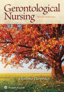 Gerontological Nursing, 9th ed.(Int'l ed.)
