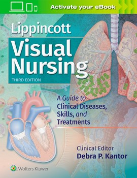 Lippincott's Visual Nursing, 3rd ed.- A Guide to Diseases, Skills & Treatments