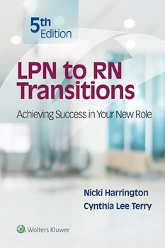 LPN to RN Transitions, 5th ed.- Achieving Success in Your New Role