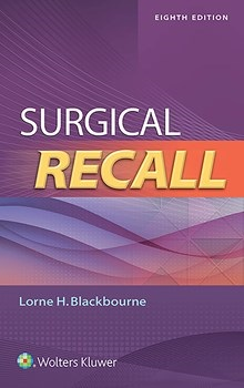 Surgical Recall, 8th ed.,(Int'l ed.)