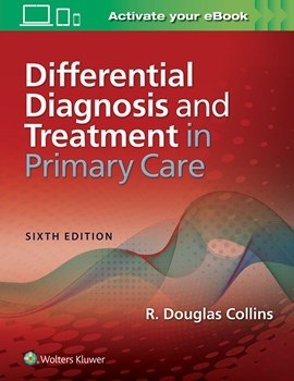 Differential Diagnosis & Treatment in Primary Care,6th ed.(Vital Source E-Book)