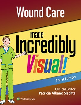 Wound Care Made Incredibly Visual!, 3rd ed.