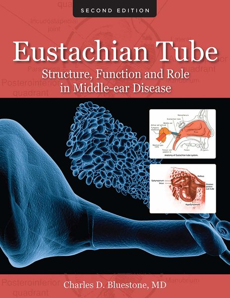 Eustachian Tube, 2nd ed.- Structure, Function & Role in Middle-Ear Disease