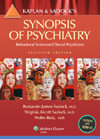 Kaplan & Sadock's Synopsis of Psychiatry, 11th ed.With E-Book