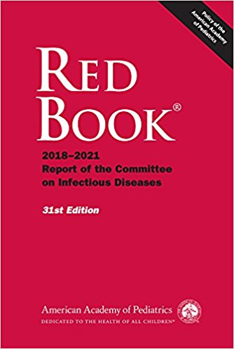 Red Book 2018, paper ed. (31st ed.)- Report of the Committee on Infectious Diseases