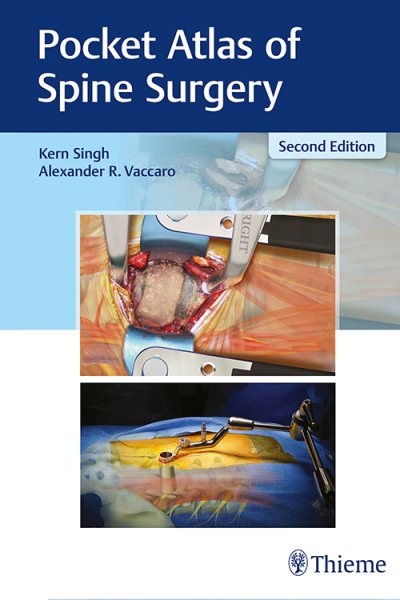 Pocket Atlas of Spine Surgery, 2nd ed.