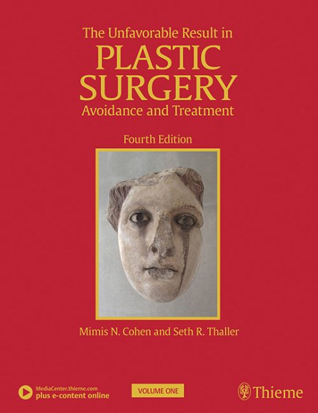 Unfavorable Result in Plastic Surgery, 4th ed.- Avoidance & Treatment