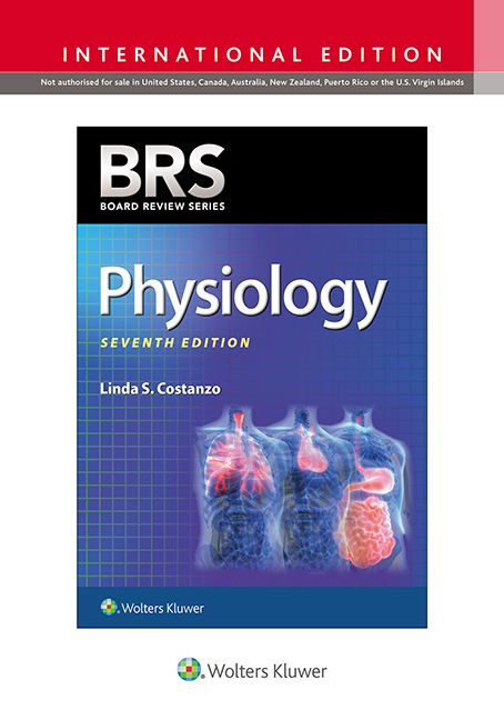 Physiology, 7th ed.(Board Review Series)(Int'l ed.)