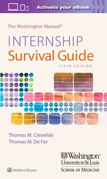Washington Manual Internship Survival Guide, 5th ed.