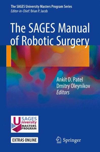 Sages Manual of Robotic Surgery