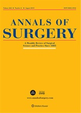 Annals of Surgery