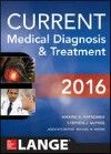 Current Medical Diagnosis & Treatment 2016 (55th ed.)